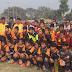 अत्यंत रोमांचक रहा एक दिवसीय महिला फुटबॉल टूर्नामेंट, झारखंड की टीम रही विजयी
