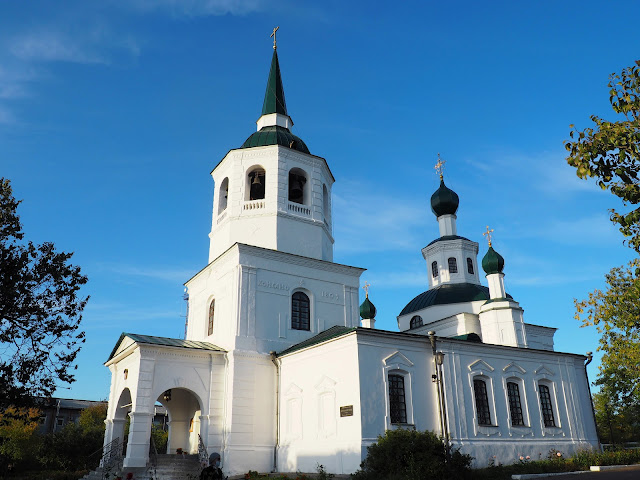 Улан-Удэ, Троицкая церковь