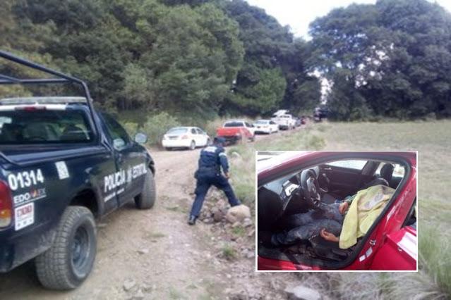 Sicarios de LNFM La Familia Michoacana matan a policía y sus dos hijitos a balazos con mas de 70 balazos