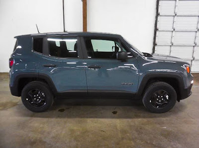 2017 Jeep Renegade Sport in Anvil