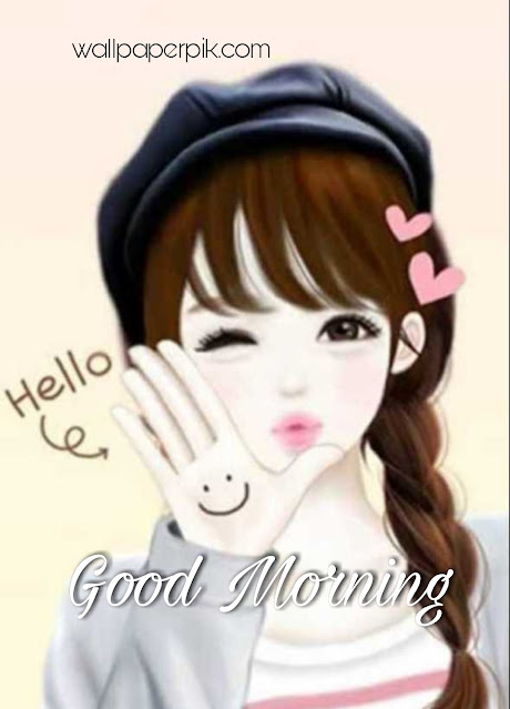beautiful cute good morning images