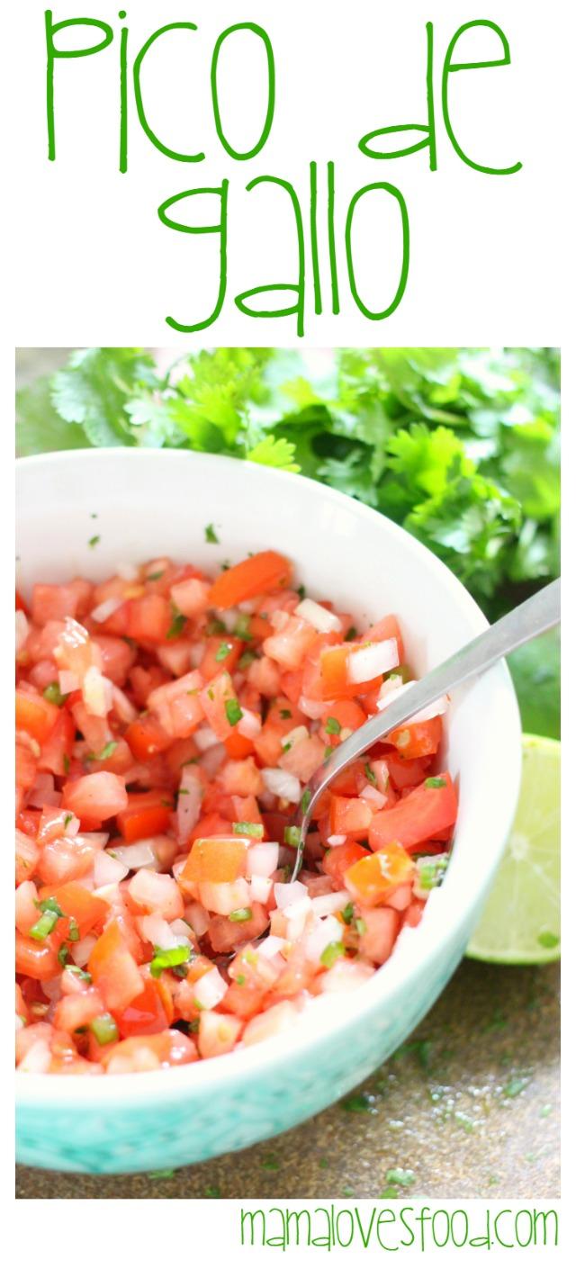 how to make fresh salsa