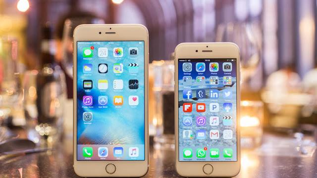 Cara Mengatasi Touchscreen iPhone 6/6S Plus Error