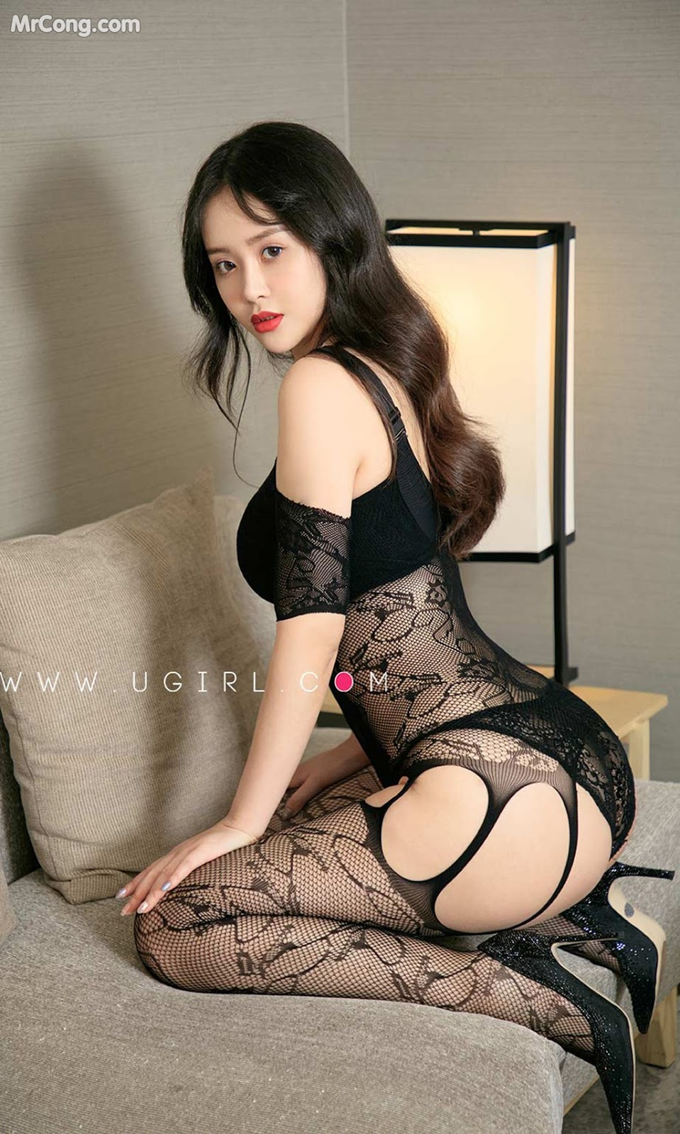 UGIRLS – Ai You Wu App No.1620: TINA (35P)