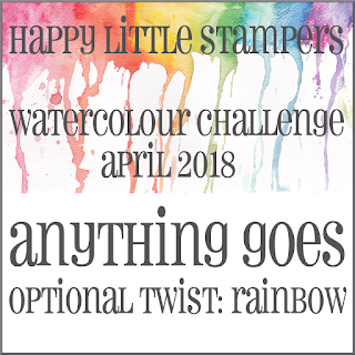 HLS April Watercolour Challenge до 30/04