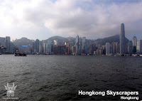 Hongkong Skyscrapers - Hongkong Macau Shenzhen Tour Package - Salika Travel