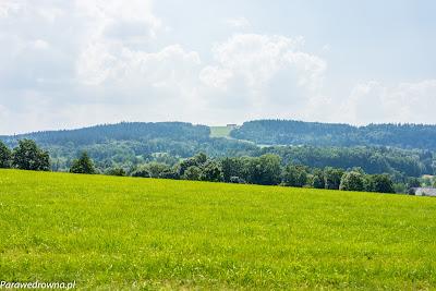Góra Szybowcowa - północne zbocze