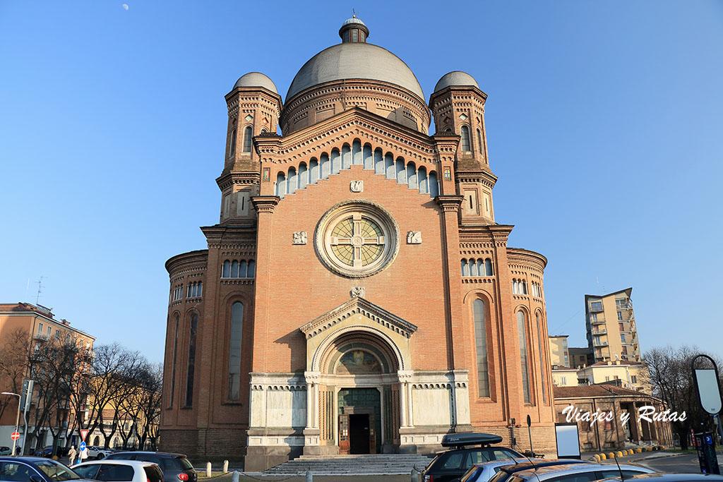 Iglesia de San Giuseppe de Módena