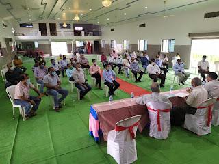 बोरगांव इंडस्ट्रियल एसोसिएशन के चुनाव संपन्न