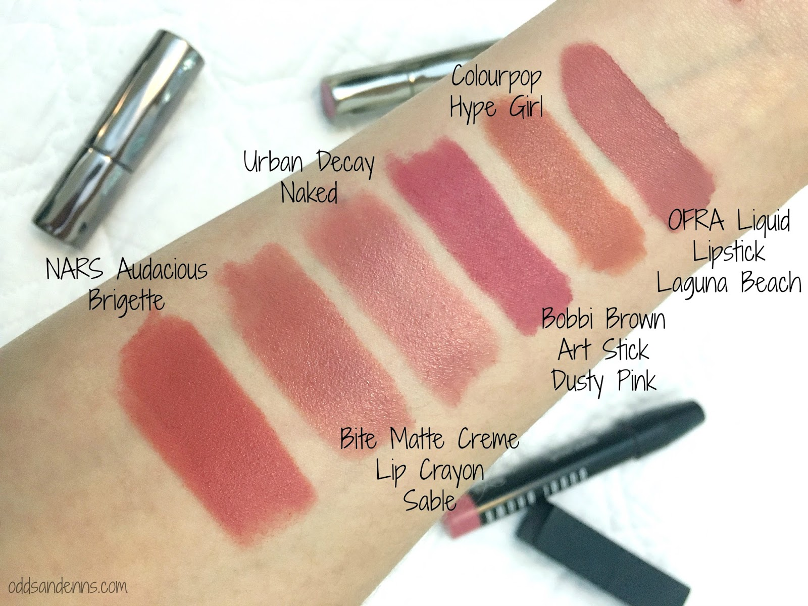 Most Flattering Nude Lipsticks