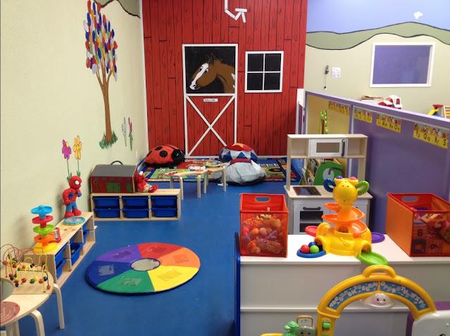 babies room ideas childcare