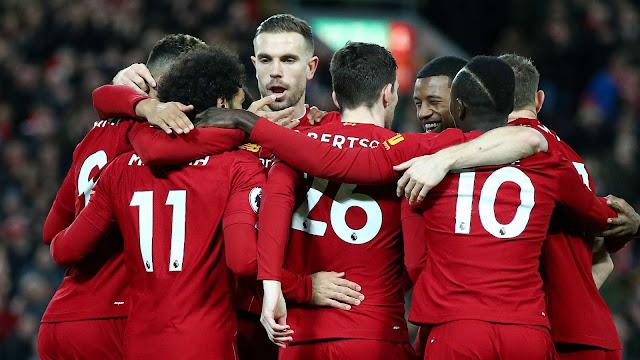 ليفربول يحقق فوزاً مريحاً على شيفيلد بهدفين
