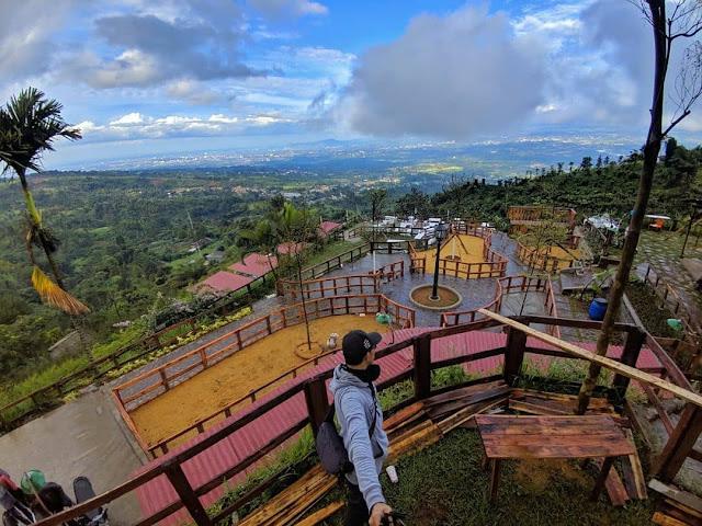 Taman Fathan Alesano Cijeruk Bogor - Review Tiket Masuk, Harga Menu & Lokasi