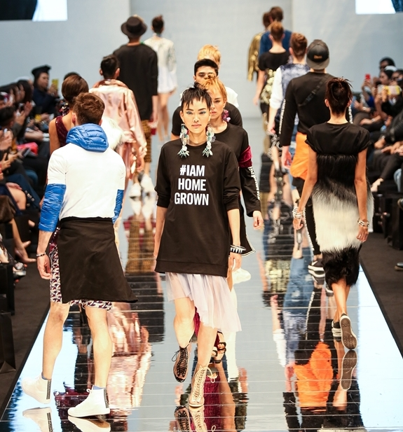 KLFW 2017 #IAMHOMEGROWN FashionValet FV Basics