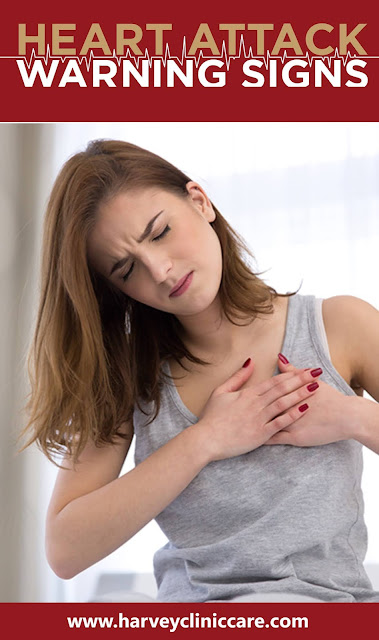 Warning Signs of a Heart Attack in Women