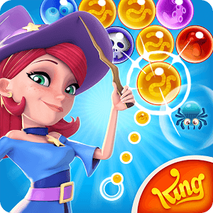 Bubble Witch 2 Saga - VER. 1.121.0 Unlimited (Lives - Boosters) MOD APK