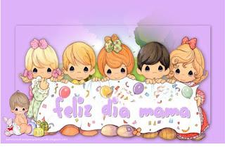 Frases Día De La Madre: Feliz Día Mamá