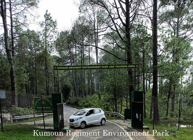 kumoun-regiment environment-park