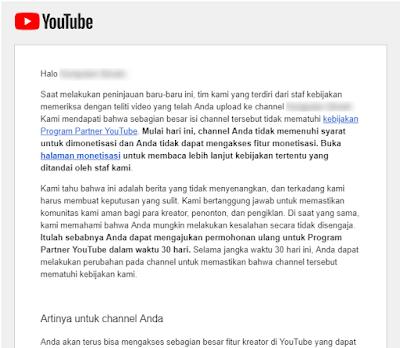 Hal Yang Harus Diperhatikan Ketika Memenuhi Persyaratan Monetisasi YouTube