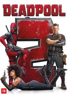 Deadpool 2 - BDRip Dual Áudio