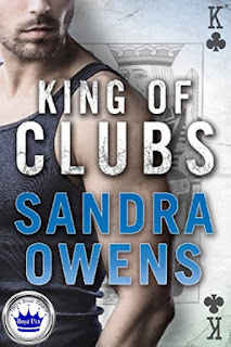romance novel covers, romantic suspense, Royal Pick, King of Clubs by Sandra Owens