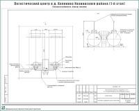 Проект логистического центра в пригороде г. Иваново - д. Коляново - Проект топливоснабжения - Склад топлива
