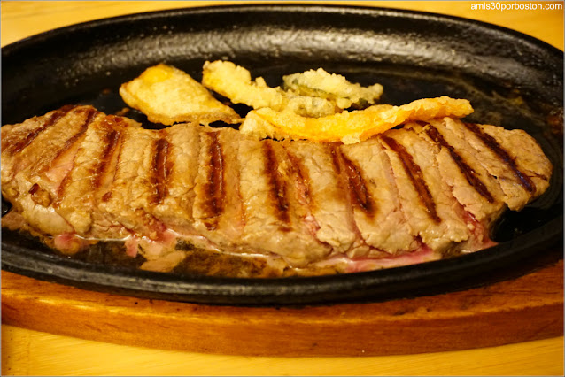 Wafu Steak de Toraya en Arlington, Massachusetts