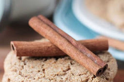 Cinnamon Sugar Cookies (Gluten Free, Dairy Free)
