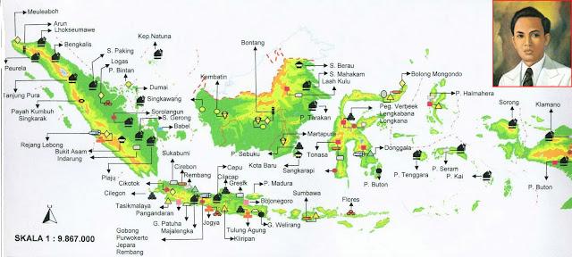 Gambar Ilustrasi Perlawanan PETA di 3 daerah Indonesia