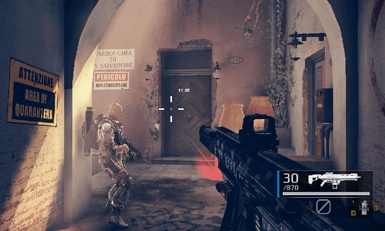 تحميل لعبة Modern Combat 5 اخر إصدار برابط مباشر