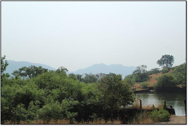 rajmachi trek and camping, rajmachi lake