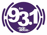 Rede Aleluia FM 93,1 de Ponta Grossa PR