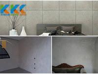 Wash Paint Concrete, Cat Dinding Kekinian Bernuansa Alami