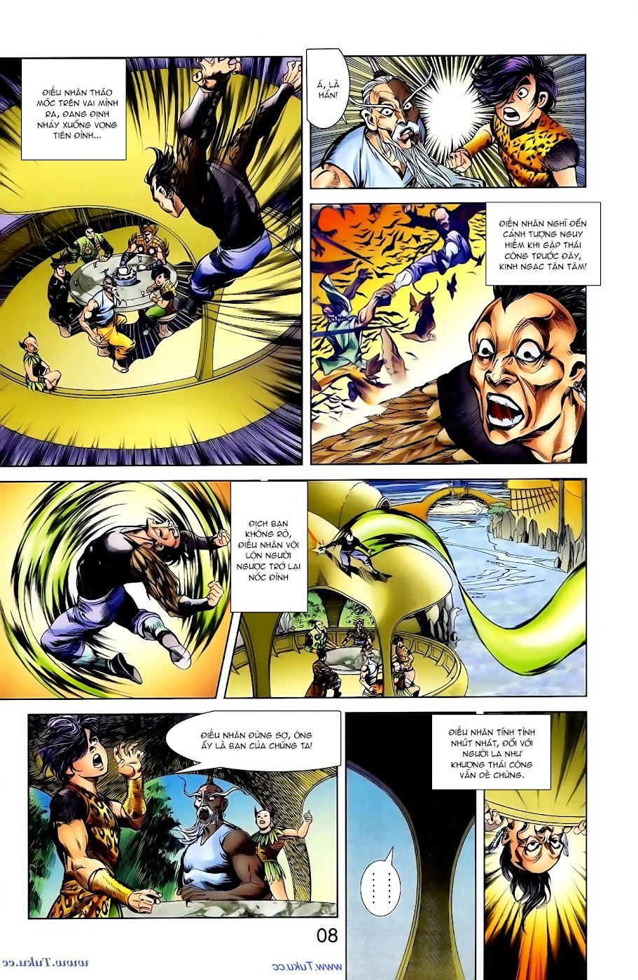 Cơ Phát Khai Chu Bản chapter 104 trang 20