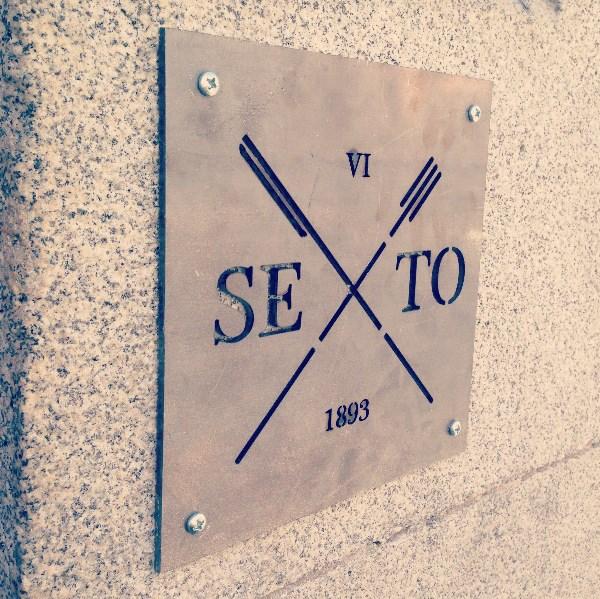 Logo, Sexto Restaurante Tusolovive Madrid