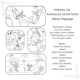 Poemas de animales divertidos