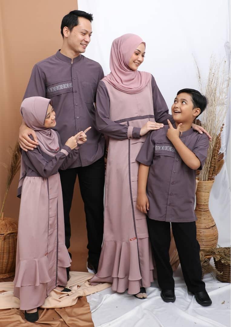 Lebaran 2021 Model Baju Tunik Terbaru 2021