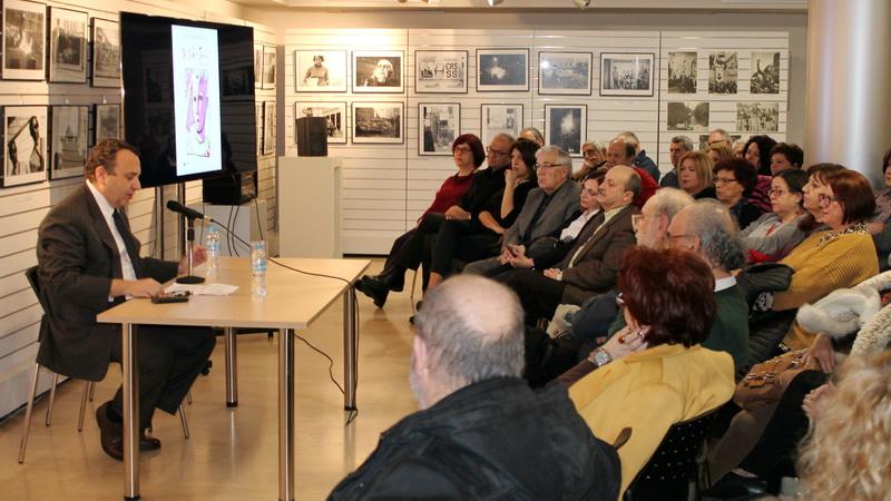 Με τον Χρήστο Χωμενίδη εγκαινιάστηκε ο 10ος κύκλος διαλέξεων του Ιστορικού Μουσείου Αλεξανδρούπολης