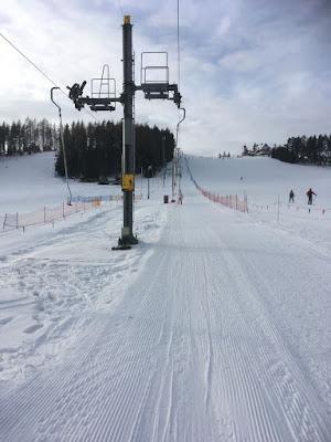 Ośrodek narciarski Czorsztyn Ski, góra Wdżar, wyciąg talerzykowy G