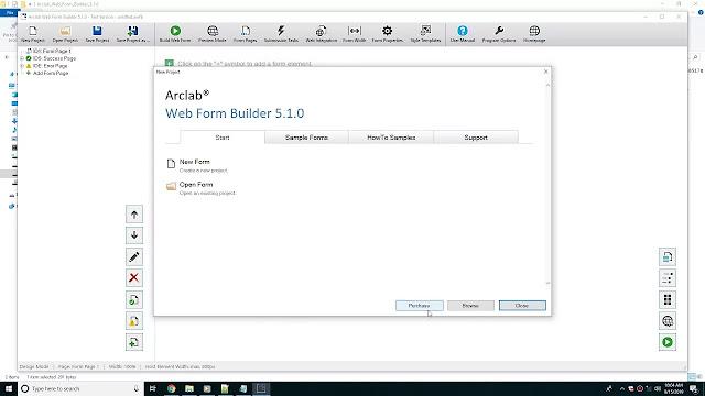 Arclab web form builder 5 serial