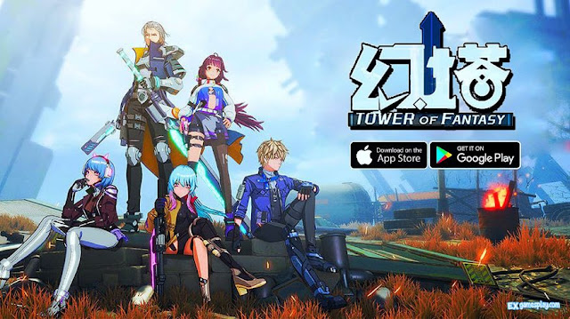 Tower of Fantasy -  Anime MMORPG Which is Very Waiting