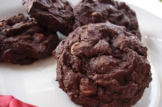Cara Membuat Resep Kue Kering Coklat Campur Kacang