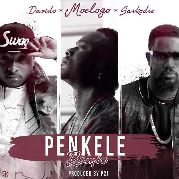 Moelogo featuring Davido and Sarakodie PENKELE REMIX