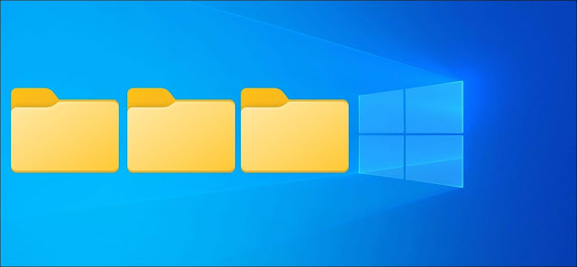 قم بإنشاء مجلدات متعددة مرة واحدة في نظام التشغيل Windows 10