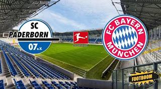 Падерборн 07 – Бавария смотреть онлайн бесплатно 28 сентября 2019 прямая трансляция в 16:30 МСК.