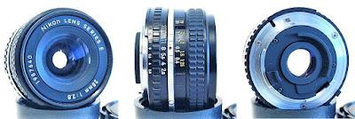 Nikon Series E (Ai-S) 28mm f/2.8 #640