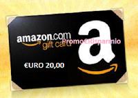 Logo Gioca e vinci gratis una Carta Regalo Amazon da 20€