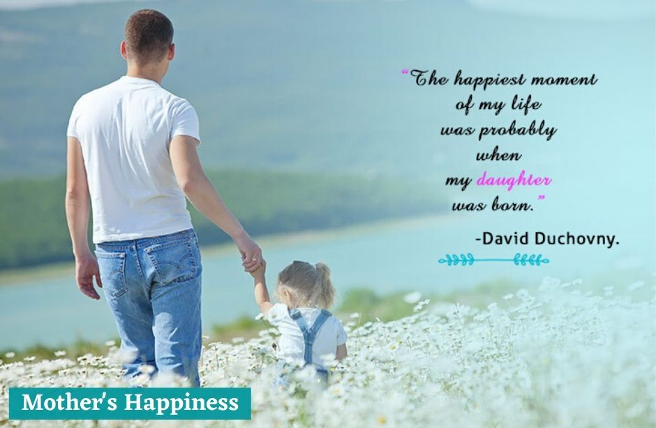 Father and Daughter Quotes HD Image
