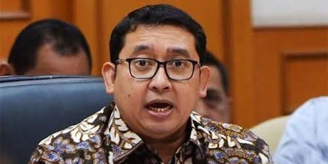 Fadli Zon: Negara Sudah Tidak Mampu, Sebaiknya Ada Pertolongan Global Untuk Indonesia