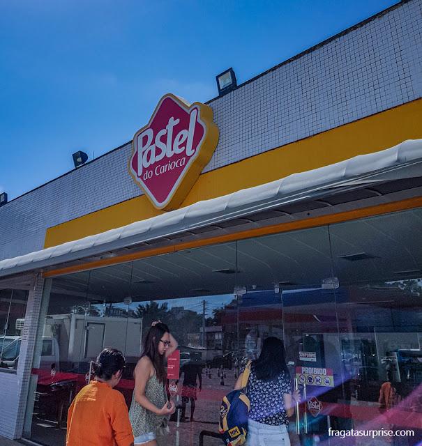 Pastel do Carioca, Estrada do Coco, Bahia